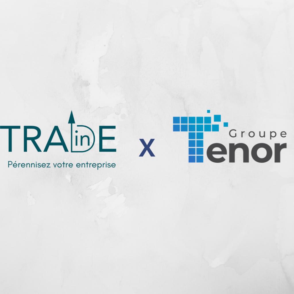 Le Groupe Ténor et TradeIn annoncent un partenariat visant à faciliter la gestion du risque des entreprises